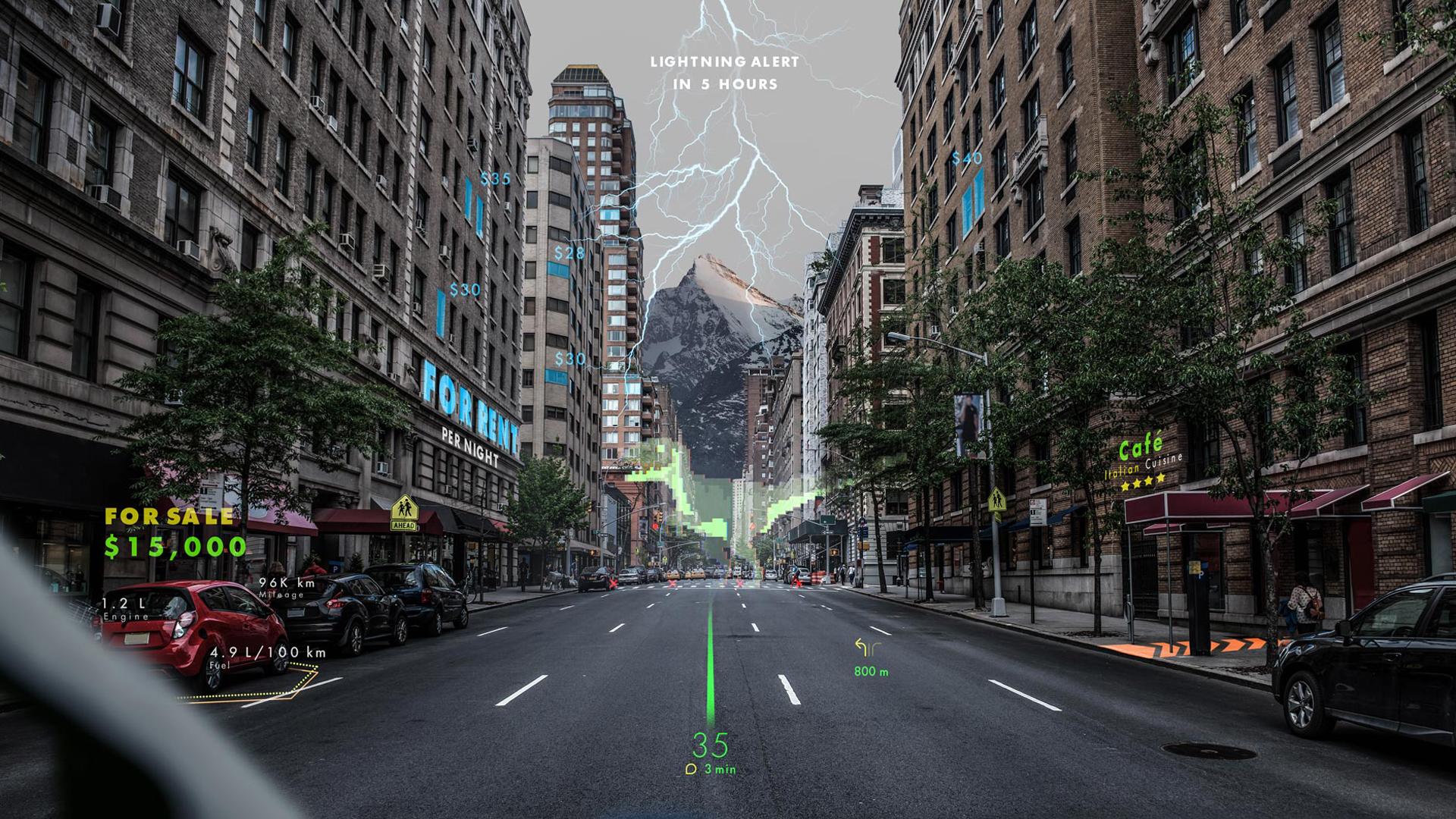 Hyundai Motor разработает навигационную систему с дополненной реальностью