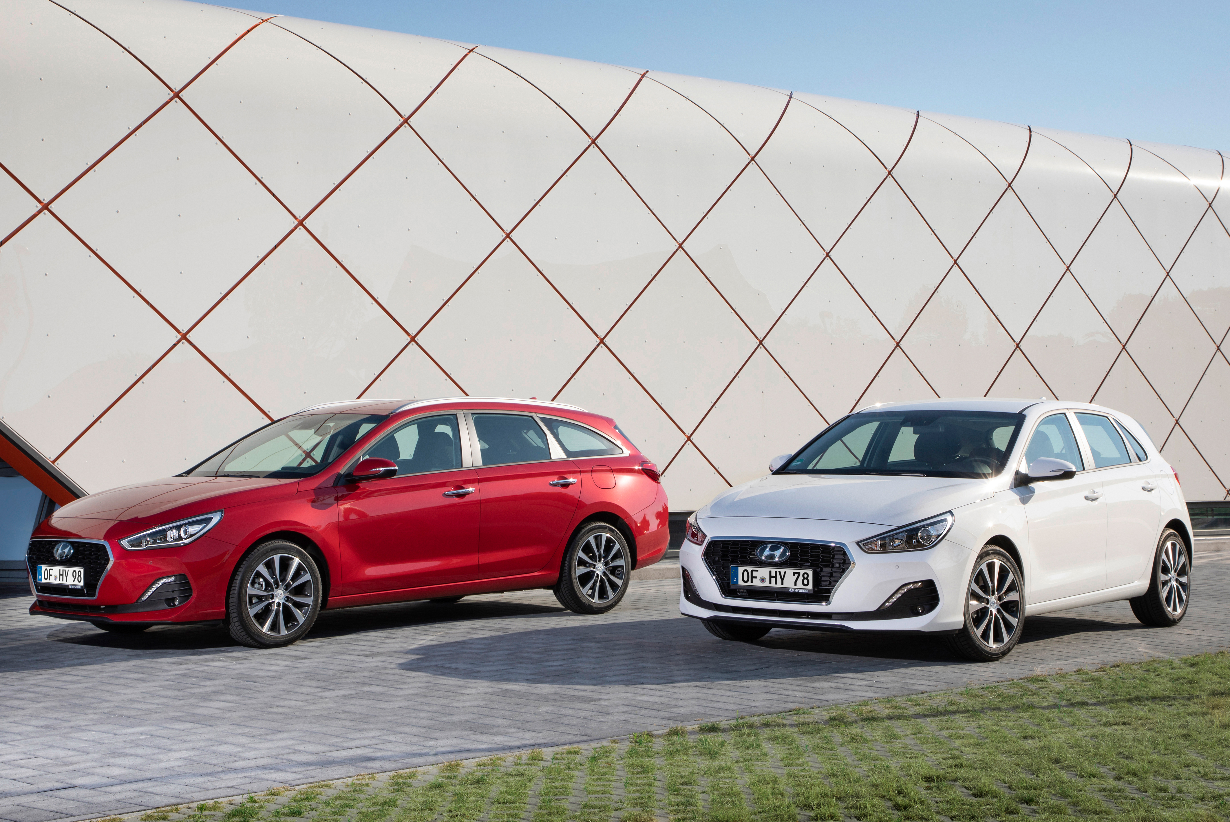 Hyundai Motor обновила модельную линейку i30