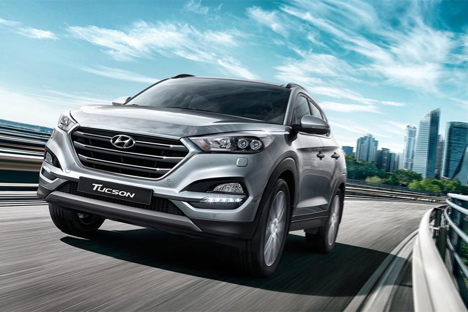 Лимитированная версия Hyundai Tucson — по специальной цене