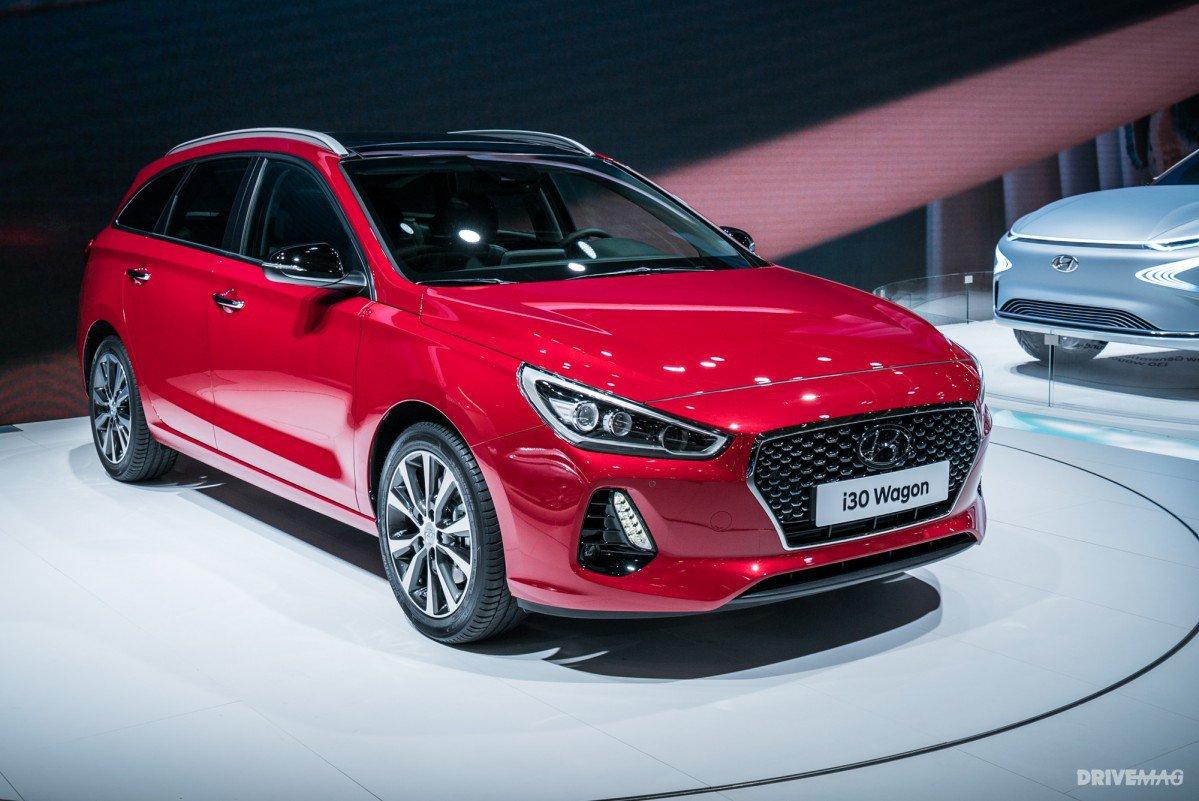 На модельную линейку Hyundai i30 установлены выгодные цены
