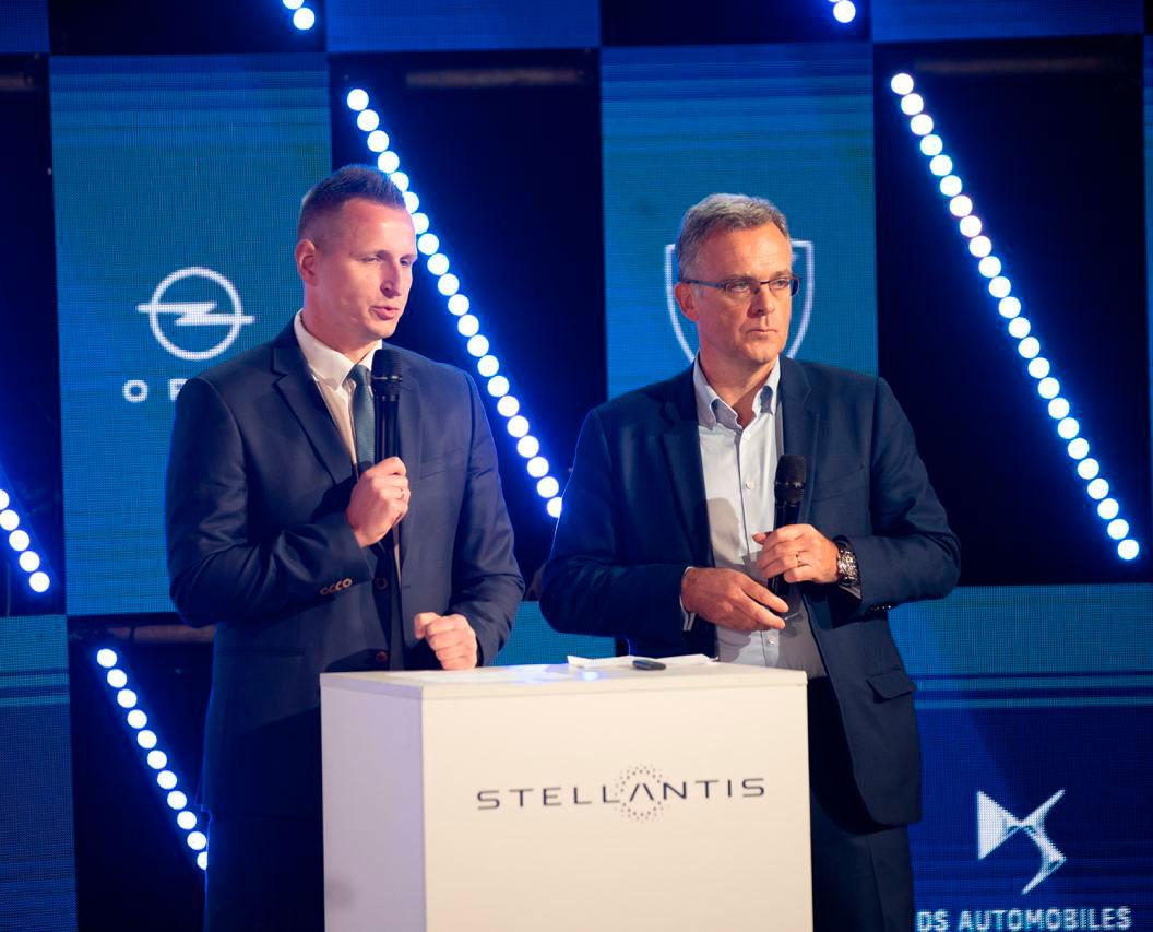 Група Stellantis в Україні провела прес-конференцію і поділилася результатами роботи за 9 місяців 2021 року