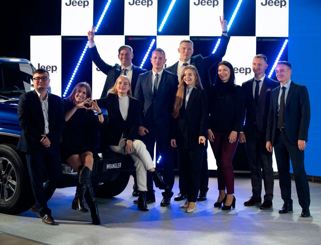 Бренд JEEP стає частиною концерну Stellantis Україна