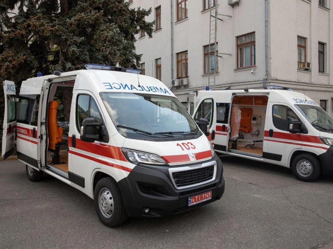 Група PSA в Україні допомагає МОЗ України в боротьбі з коронавірусом