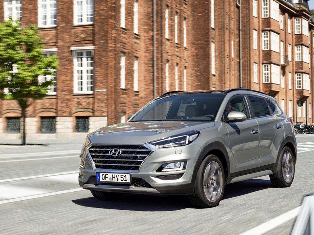 Кроссоверы Hyundai получили максимальные баллы за безопасность от NHTSA