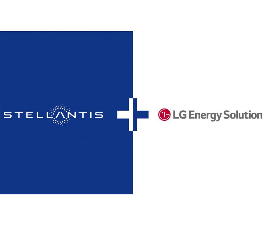 Stellantis і LG Energy Solution створюють спільне підприємство з виробництва літій-іонних батарей в Північній Америці