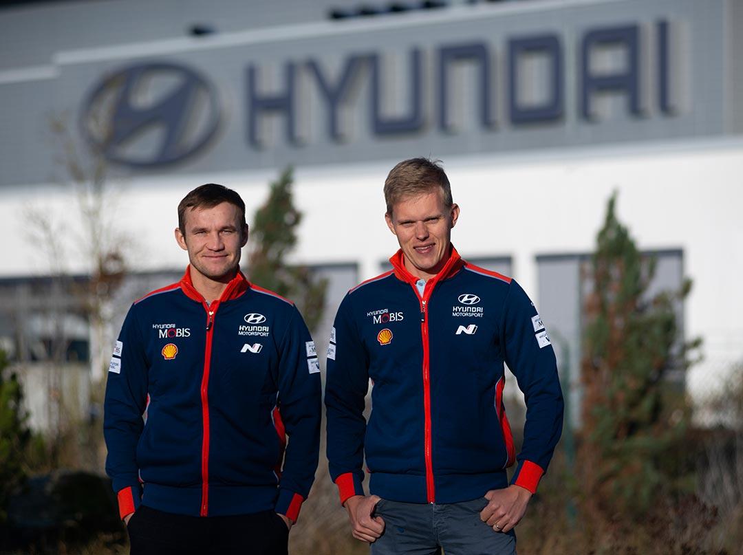 Hyundai Motorsport в сезоні WRC-2020: діючий чемпіон у складі команди та оновлений гоночний автомобіль